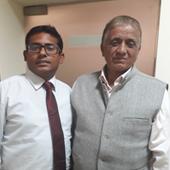 Mr. B D Sharma